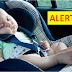 Bebês que dormem em cadeirinha de carro correm risco de vida, aponta novo estudo