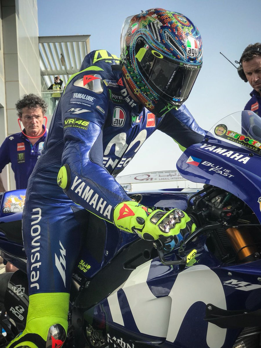 Riders Map 2019 Valentino Rossi Announce His Renewal With Yamaha
