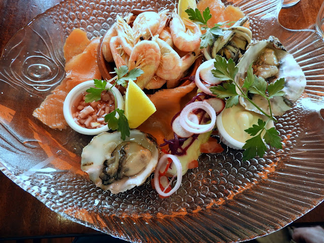 Ramsgate seafood platter