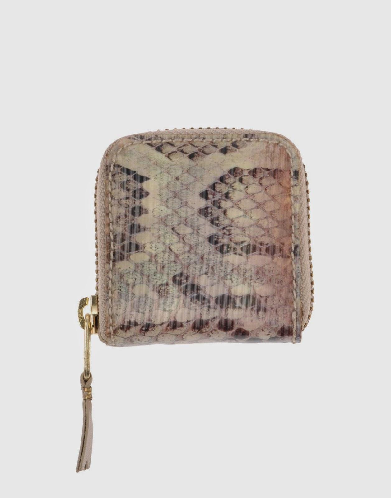 CDG coin purse