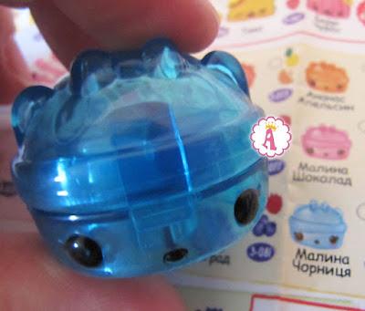 Ароматные игрушки для девочек Нам Номс