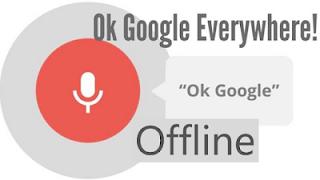 Cara Menggunakan OK GOOGLE Tanpa Koneksi Internet