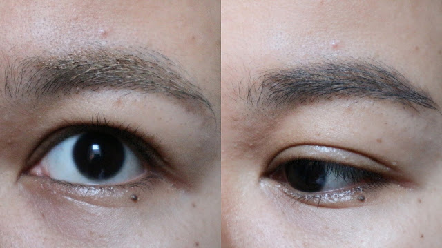 Review Etude House Color My Brow