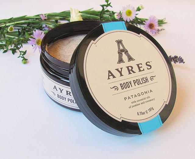 Patagonia body polish Ayres