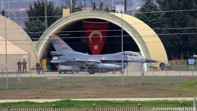 Κινητικότητα από Άγκυρα για Λιβύη: Σηκώνει αεροσκάφη από τη βάση του Ιντσιρλίκ