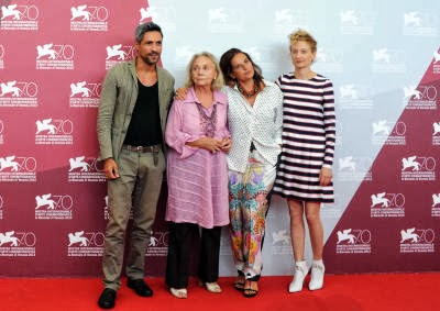 Italy Venice Film Festival A street in Palermo Photo Call