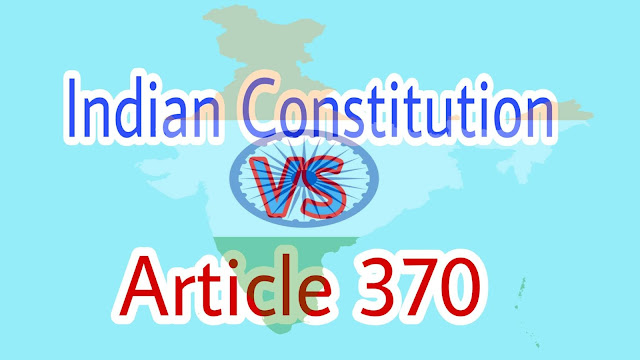 What is a separate constitution in the state of Jammu and Kashmir of India?  What is article 370 and difference between governor and presidential rule in India. #Online Help Hub