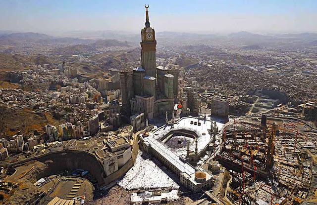 Meca – Arábia Saudita