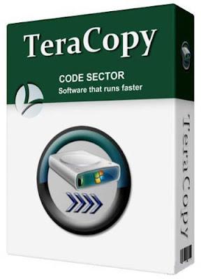 TeraCopy Pro - Mueve tus archivos a máxima velocidad !!