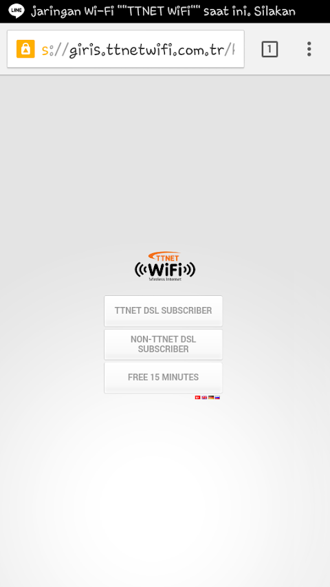 Kecewa Dengan Wifi di Bandara Ataturk Istanbul