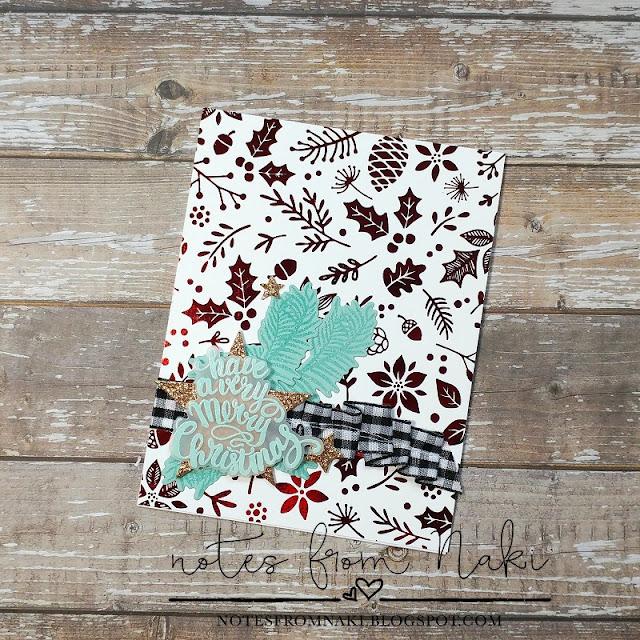 Therm-O-Web Gina K. Designs StampnFoil Holly Jolly Set - Naki Rager