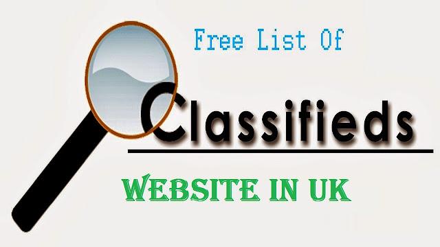Top 80 High PR DA UK Classified Sites List 2018 - 4 SEO Help