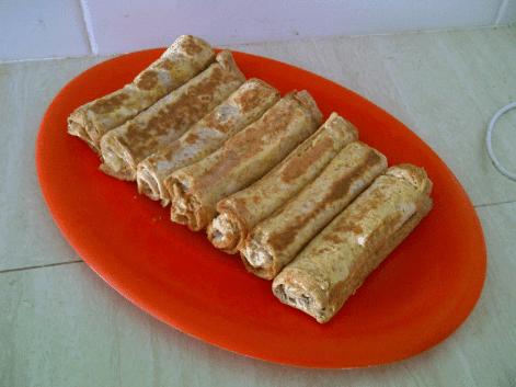 Resep Roti Panggang Isi