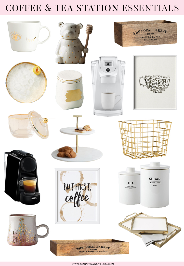 how to make a coffee bar small spaces, diy coffee bar at home