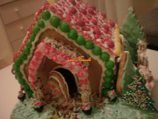 Medena kućica / Gingerbread house