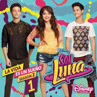 Lirik Lagu Elenco de Soy Luna - Honey Funny