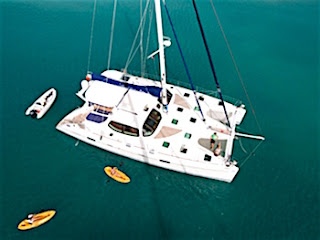 Virgin Islands Catamaran Charter Vacations
