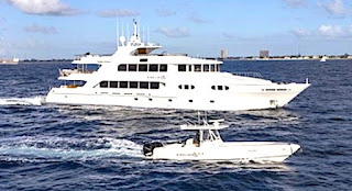 Luxury Crewed Motor Yacht Charter Vacations on Excellence