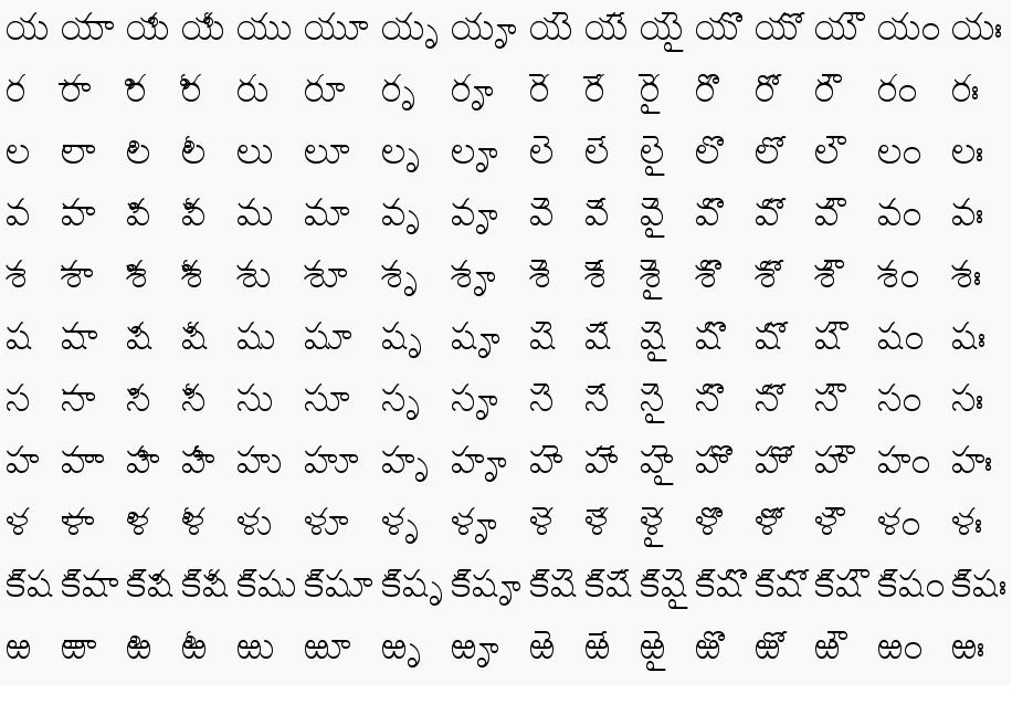 Worksheets. Telugu Alphabets. Chicochino Worksheets and Printables