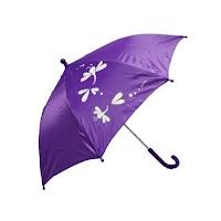 Le parapluie magique pour marche sous l'eau devienne un plaisir pour les enfants