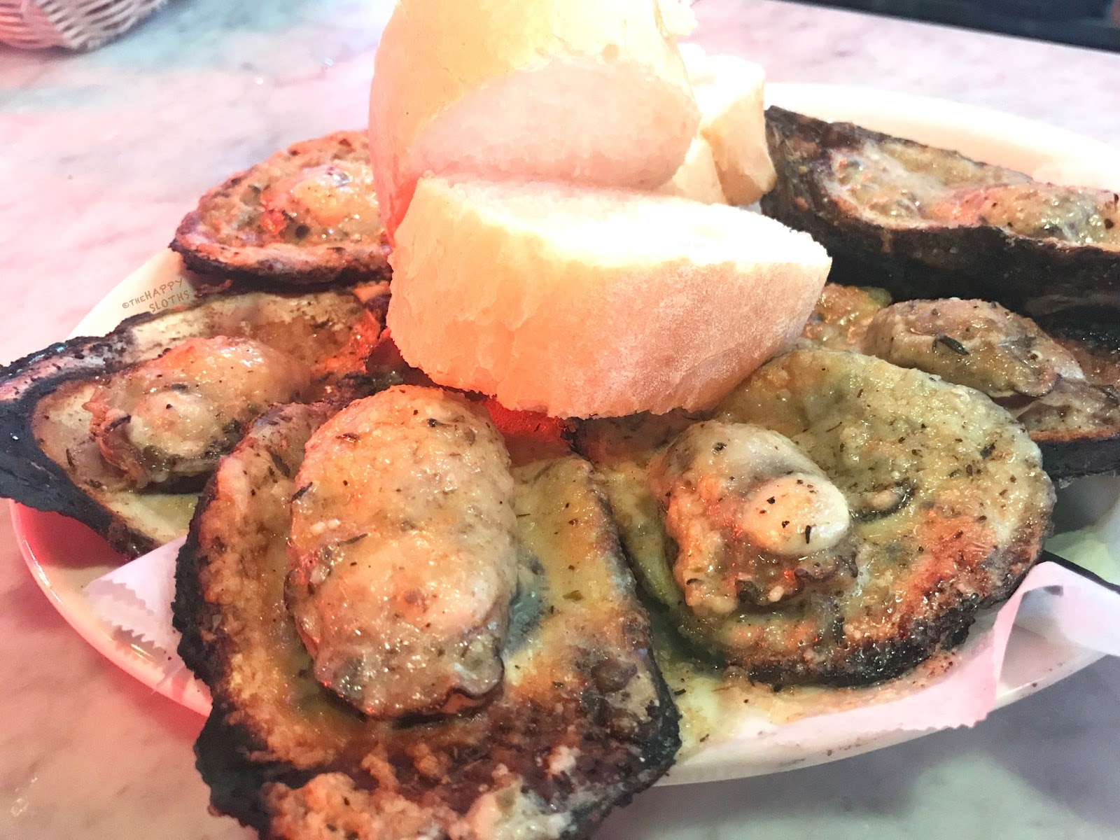 What to Eat in New Orleans: Acme Oyster House | Chargrilled Oysters