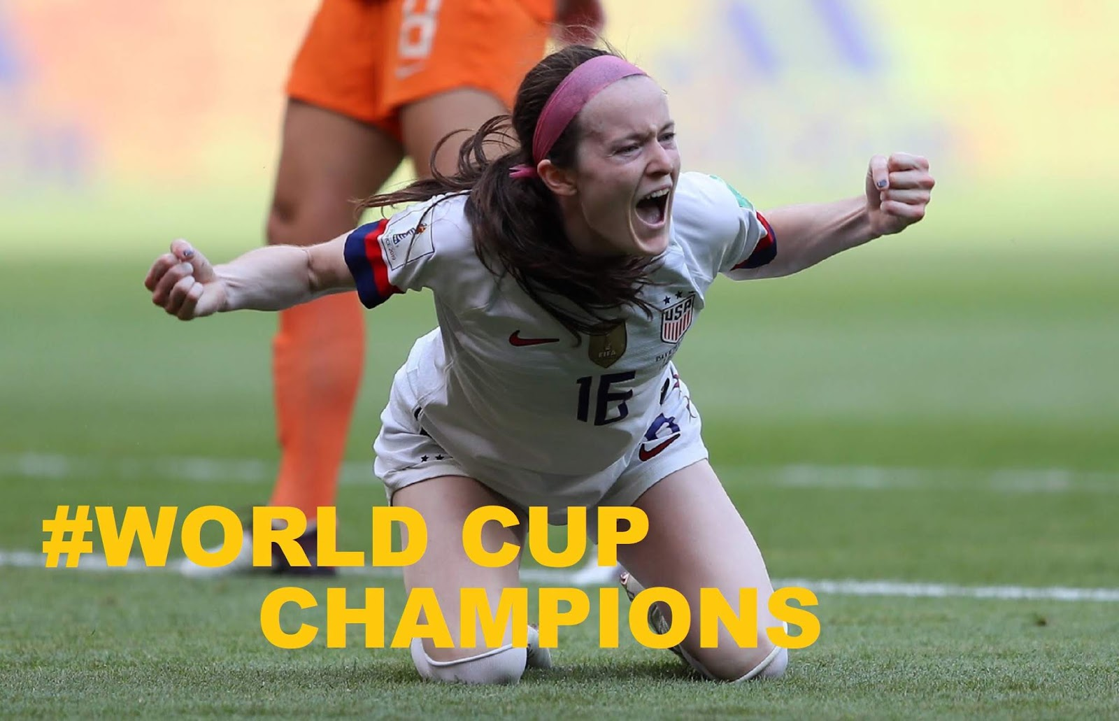WOMEN'S WORLD CUP 3