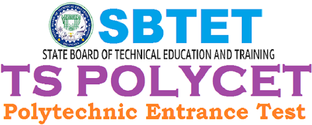 TS POLYCET,hall tickets,telangana polycet