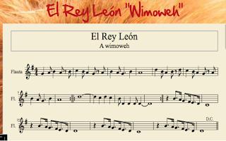 http://mariajesusmusica.wix.com/rey-leon