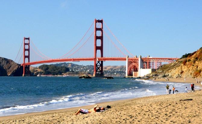 Baker Beach | San Francisco | United States | California
