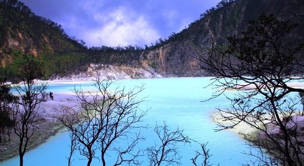 Wisata Alam Kawah Putih Bandung
