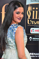 Vimala Raman in Spicy Deep Neck Sleeveless Dress at IIFA Utsavam Awards 2017  Day 2 at  18.JPG