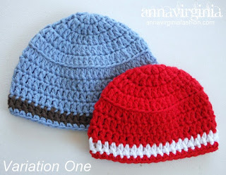 AnnaVirginia Fashion - Baby Boy Beanie