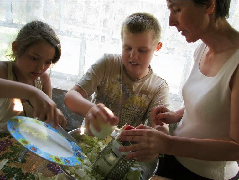 Лагерь для детей с особыми потребностями