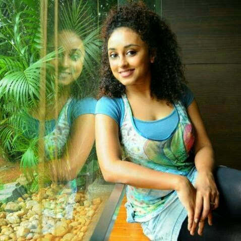 Actress Pearle Maaney