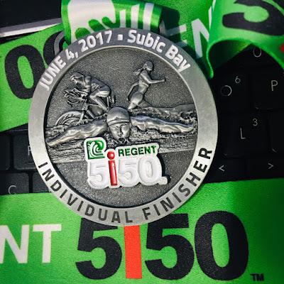 Regent 5150 medal