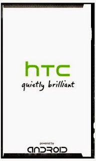 HTC boot logo