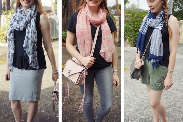fashion scarf girl scarves brand rep awayfromblue instagram