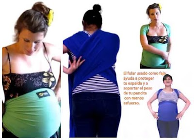 Cómo hacer una faja abdominal para diástasis