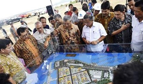 Provinsi NTB Dukung Pembangunan Pelabuhan Gili Mas