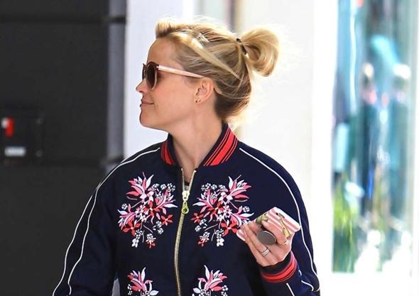 2017-01-21 リース・ウィザースプーン(Reese Witherspoon)ウエストハリウッドにて。