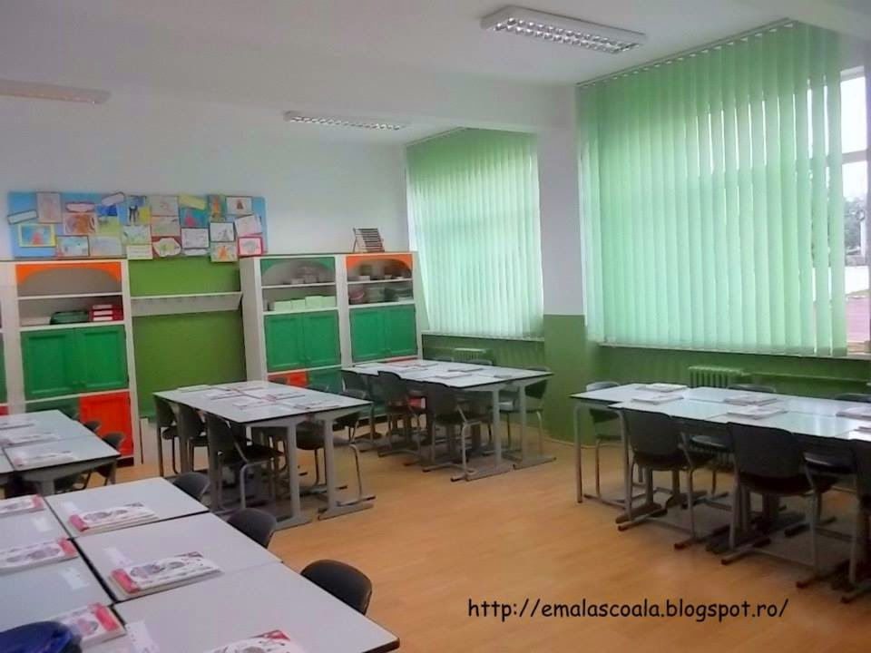Aranjarea salii de clasa