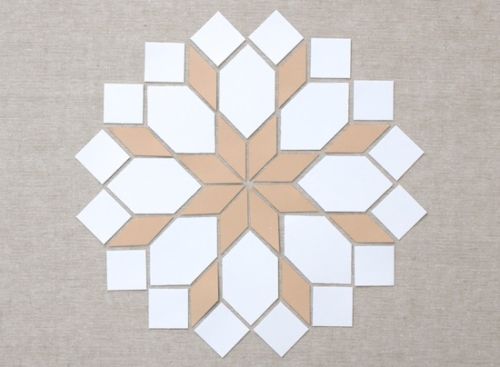 Paper Pieces Website Have Already Done All The Hard Work You Can Find Table Here Instead I Thought Would Share With A Few Pattern Ideas For