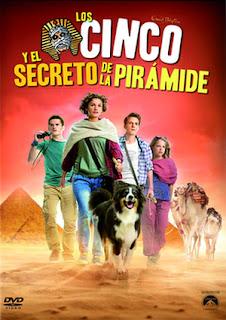 Los cinco y el secreto de la piramide (2015) Online