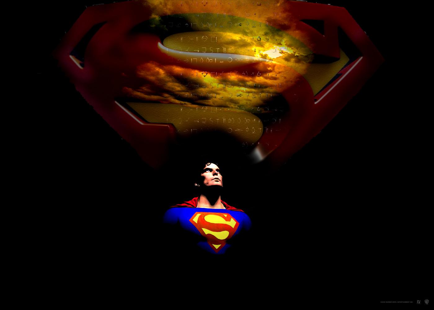 nerdy awesome superman wallpaper - photo #15