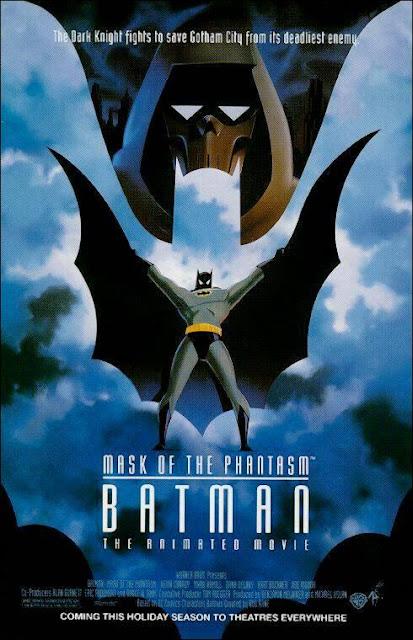 Batman: La máscara del fantasma - DVDRip - Latino - Portada