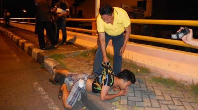 Sungguh Konyol, Remaja 14 Tahun Mabuk Usai Minum Air Rebusan Pembalut Wanita dan Popok Bayi di Belitung Timur