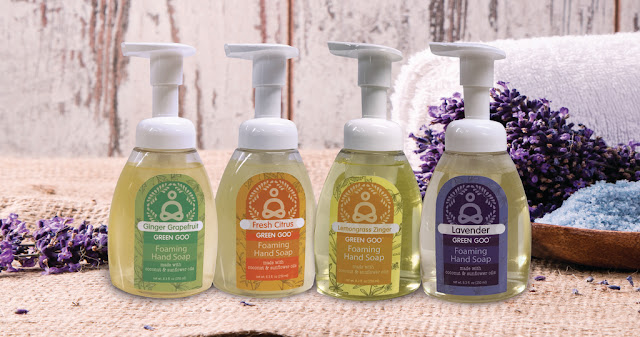 Green Goo Foaming Soaps