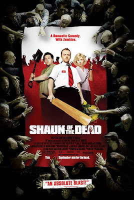 Shaun Of The Dead, 2004 movie poster
