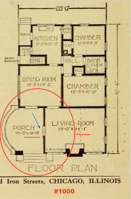harris lagrange floor plan