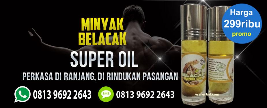 Minyak Belacak Super Oil Asli waherbal.co